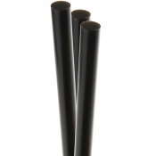 Steinel 048211 Black Hot Melt Glue Sticks - 11mm x 250mm (8pcs)