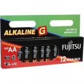 Fujitsu G AAA Size Alkaline Battery 12pk Blister