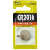 Fujitsu CR2016 Lithium Battery