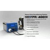 Hakko FR-400/FR400 Desoldering Station 300w
