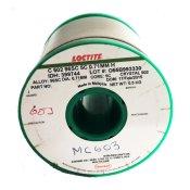 Multicore MC603 Solderwire 96SC Crystal 502 0.71mm 500gm