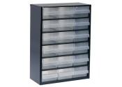 Raaco 918-02 Storage Cabinet 18 Drawer