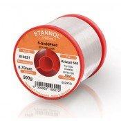 Stannol 60/40 Crystal 505 Solder Wire 0.7mm 500gm