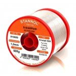 Stannol 60/40 Crystal 505 Solder Wire 1.0mm 500gm