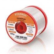 Stannol 60/40 Crystal 505 Solder Wire 1.2mm 500gm
