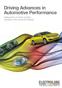 Electrolube Automotive Applications Brochure