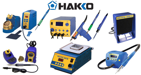 Hakko Soldering Products