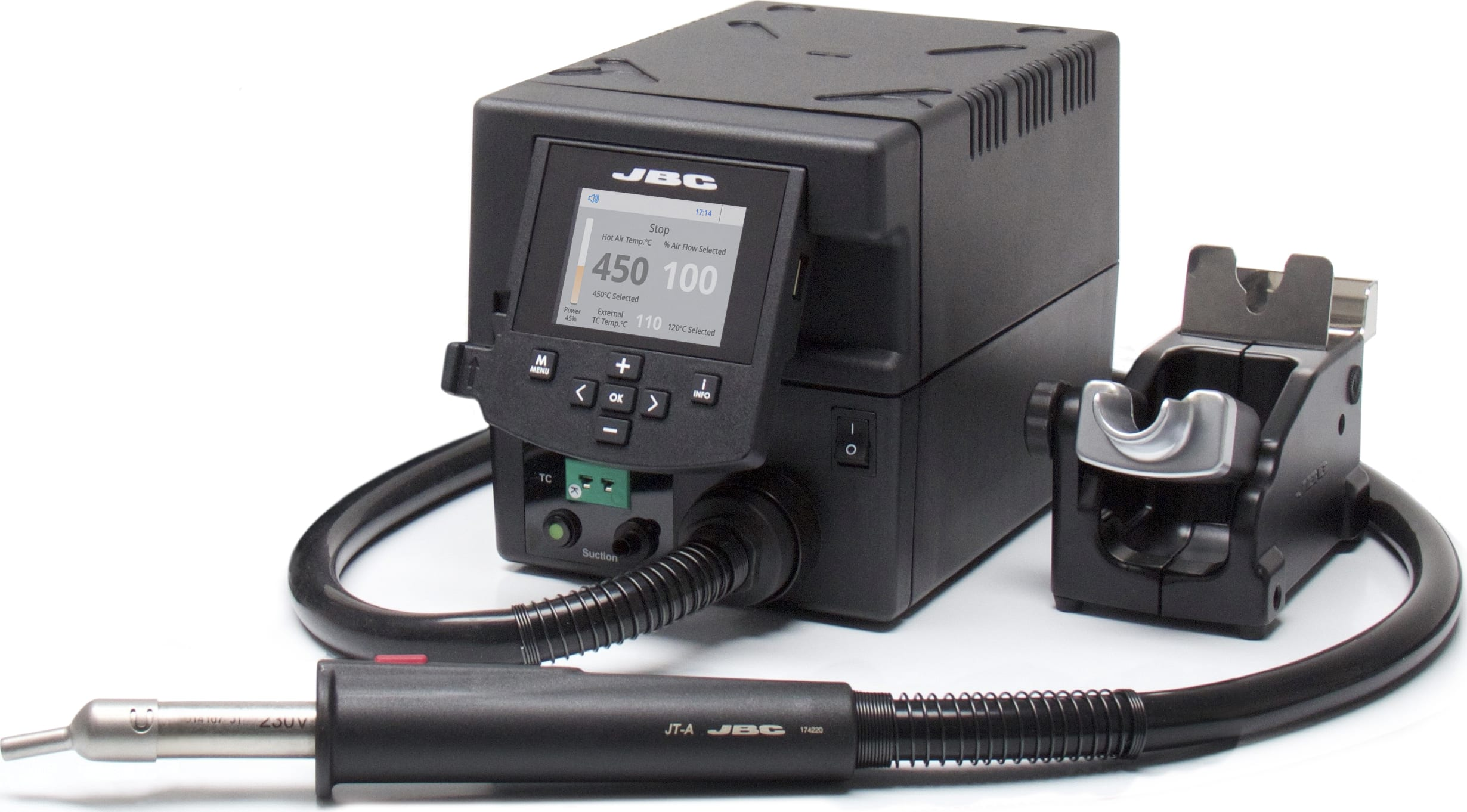 JBC JTSE-2QA Hot Air Rework Station