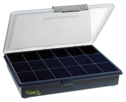PSC5-18	Raaco Compartment Box 18 Compartment