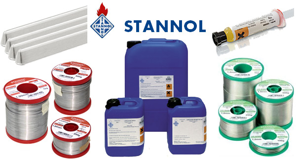 Stannol Solder Products