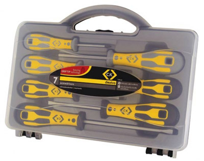 CK T49162 Dextro  Screwdriver Set