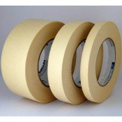 Shercon KD11-0250 Crepe Paper Masking Tape 6.3mm x 55m