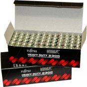 Fujitsu AA Size Heavy Duty Battery Shrink Pack - 60pcs
