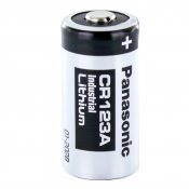 Panasonic CR123A Lithium Battery 3V