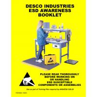 Desco 06821 ESD Awareness Booklet