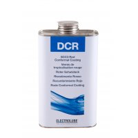 Electrolube SCC3 Red Conformal Coating 1L - DCR01L
