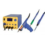 Hakko FM-206/FM206 3 Port Rework Station