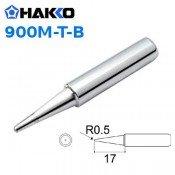Hakko 900M-T-B 0.5mm Conical Soldering Tip