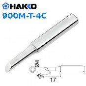 Hakko 900M-T-4C 4mm Bevel Soldering Tip