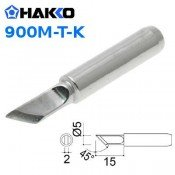 Hakko 900M-T-K 4.7mm Knife Soldering Tip