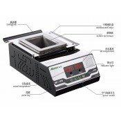 Stainless Steel SUS304 100x70x45mm Solder Pot
