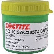 Loctite GC 10 SAC 305 T4 Solder Paste 500g Jar
