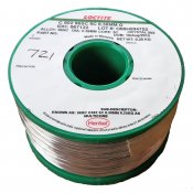 Multicore/Loctite MC721 Solderwire 96SC Crystal 502 0.38mm 250gm