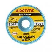Loctite/Multicore NC-00 Desolder Wick 0.8mm x 1.5m