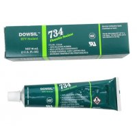 Dow Corning 734 Flowable Silicone Sealant 90ml Clear