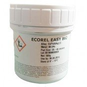 Inventec Ecorel 2% Silver Leaded Solder Paste T3 500gm Jar