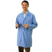 Antistatic Lab Coat XXL Blue