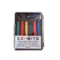 EZI-BITS Coloured Bit Set PZ/PH/SQ