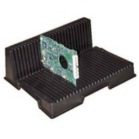 Antistatic PCB Circulation Rack 265 x 205 x 95mm for 25 PCBs