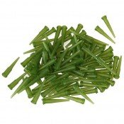Dispensing Tip Tapered Plastic 14G Olive - Pack-100
