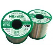 Nihon Superior SN100C 030 Lead Free Solder Wire 0.4mm 500gm