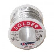 Asahi 2% Silver FC-5000 0.5mm Solder Wire 250gm