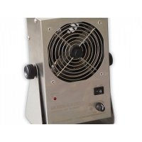 Quick 440D Static Eliminator Ionizer Stainless Steel