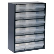 Raaco 918-02 Storage Cabinet 18 Drawer