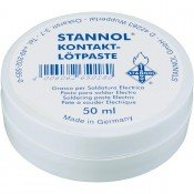 Stannol Contact Soldering Flux Paste 50gm