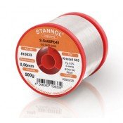 Stannol 60/40 Crystal 505 Solder Wire 0.5mm 500gm