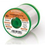 Stannol SAC305 Crystal 511 Lead Free Solder Wire 0.5mm 250gm