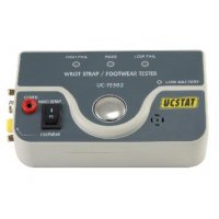 Ucstat TE-502 Antistatic Wrist Strap / Foot Wear Tester