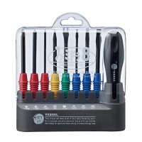 Vessel TD-800 Screwdriver Set 8pc